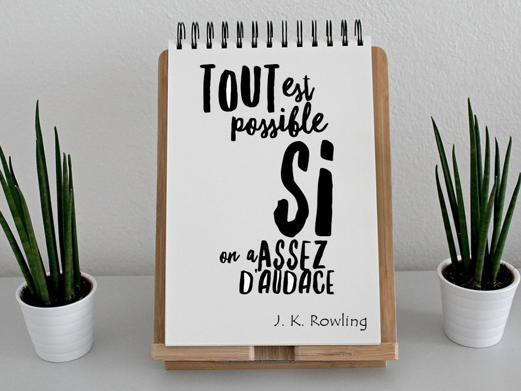 Possible - Oser - Changer - Audace